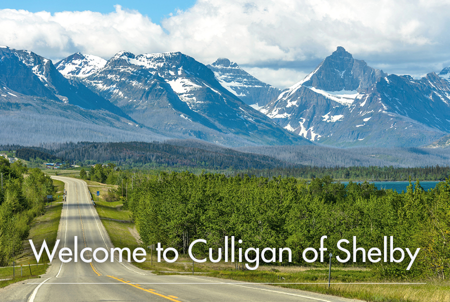 Welcome to Culligan of Shelby